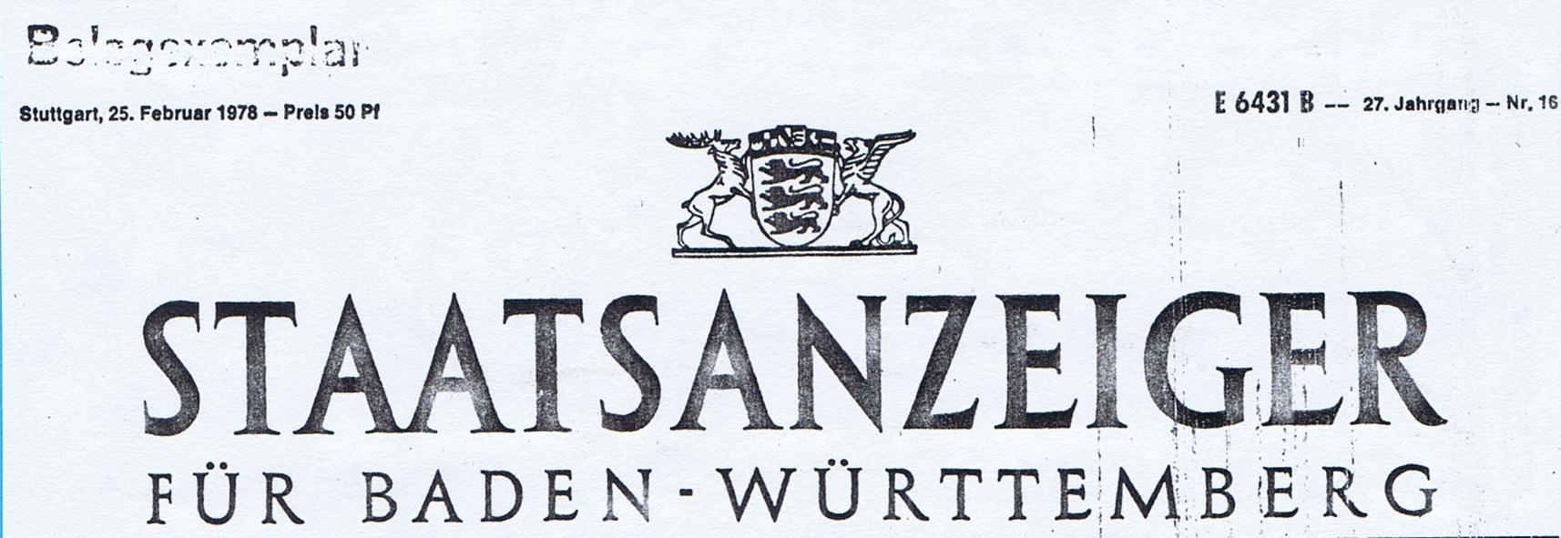 19780225_print_Staatsanzeiger-BW_Titel