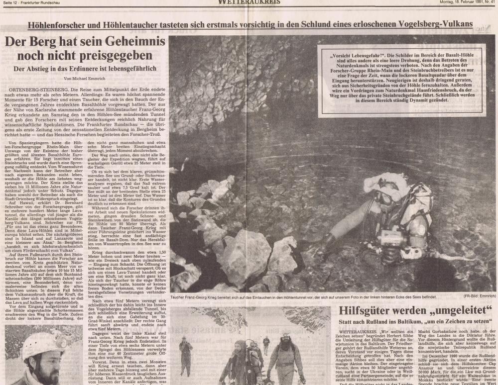 19910218_print_Frankfurter-Rundschau_Basalthoehle
